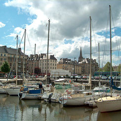 SHORE EXCURSIONS FROM THE PORT OF CHERBOURG